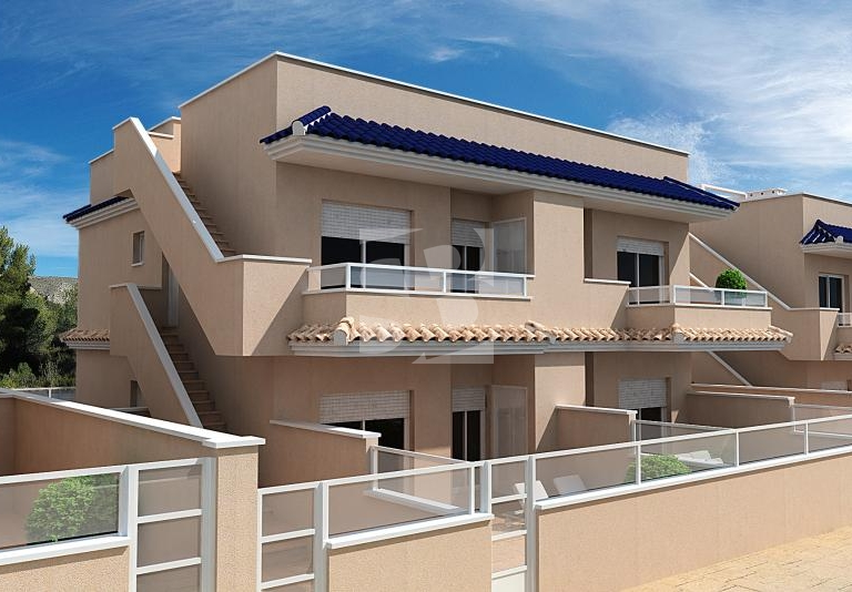 Bungalow - New Build - ORIHUELA COSTA - Punta Prima