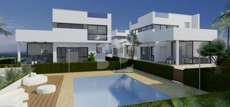 Villa - New Build - CIUDAD QUESADA - C. Quesada