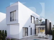 Villa · New Build ORIHUELA COSTA · Punta Prima