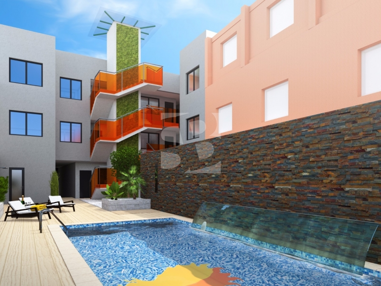 Appartement  - Nouvelle construction - TORREVIEJA - Playa Los Locos