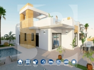 Villa · New Build TORREVIEJA · Carrefour Area