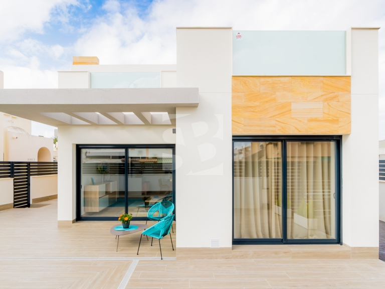Villa - New Build - TORREVIEJA - Carrefour Area