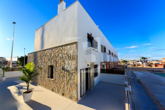 Villa - New Build - TORREVIEJA - Torreta-Florida