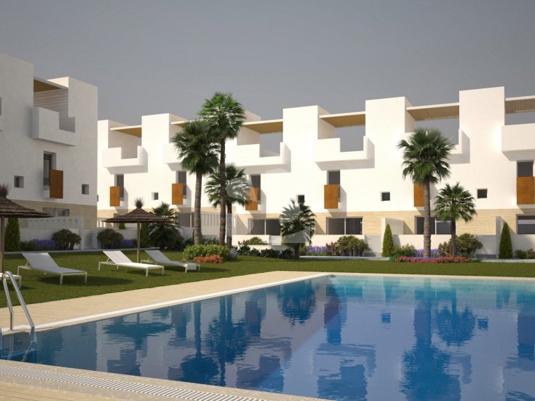 Dúplex - New Build - TORREVIEJA - Playa Los Locos