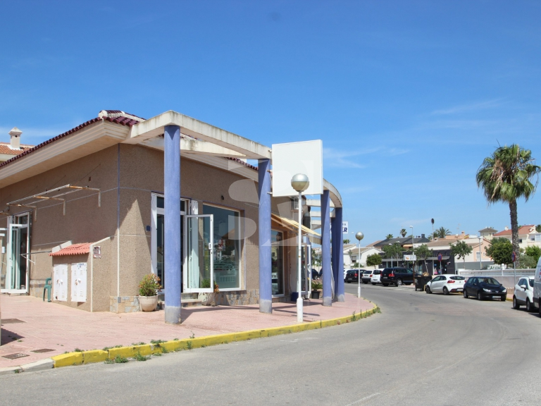 Commercial unit - Resale - CIUDAD QUESADA - Rojales